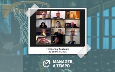 Nuovi contributi e finanziamenti per i Temporary Manager e le Imprese