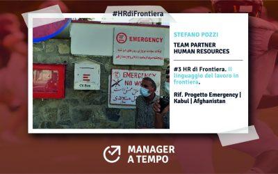 #3 HR DI FRONTIERA.  IL LINGUAGGIO DEL LAVORO IN FRONTIERA